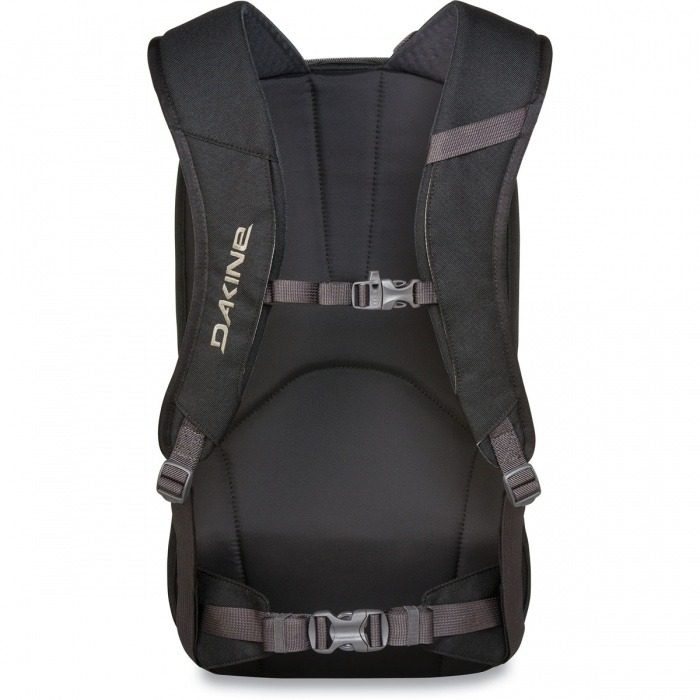 Dakine Poacher 14L - Back View - Black