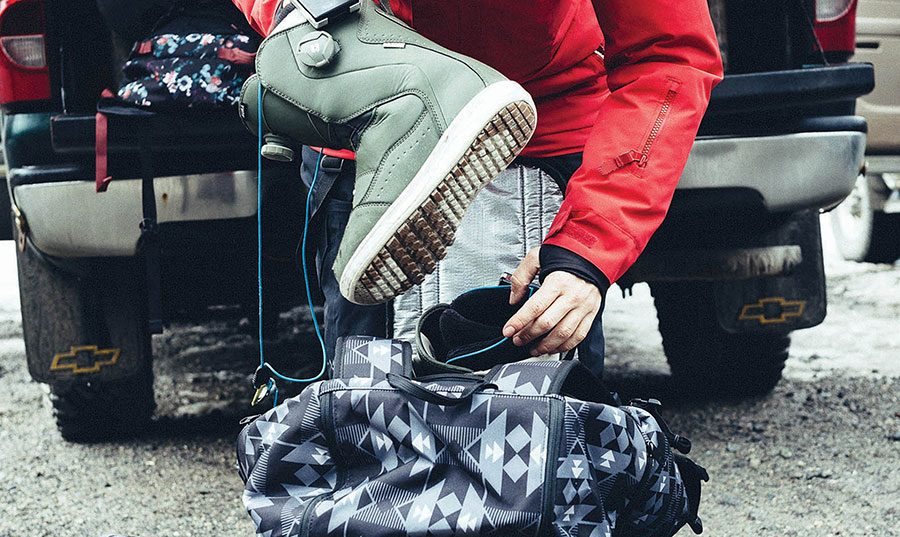 Dakine boot pack DLX 55L - Boot Packing