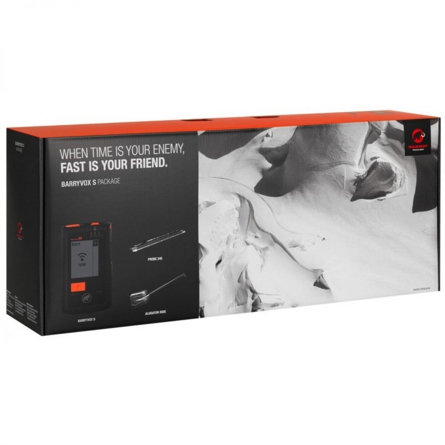Mammut Barryvox S Package Box Set