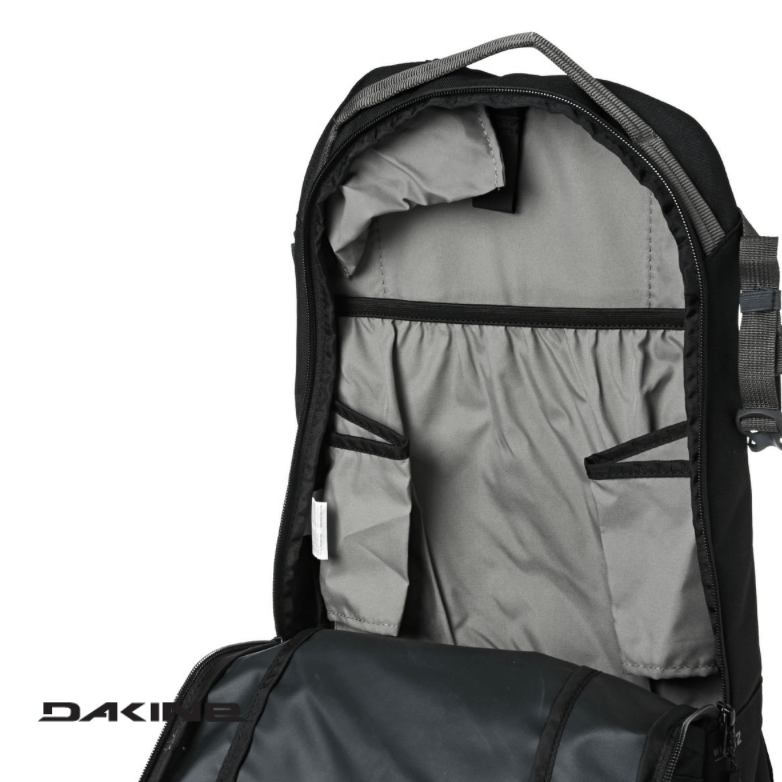 Dakine Heli Pack 12L - Shovel and probe compartment