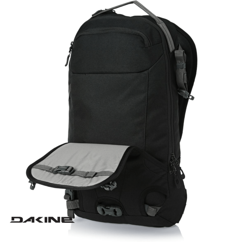 Dakine Heli Pack 12L - Exterior Shovel Carry