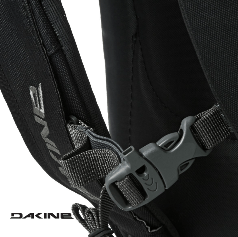 Dakine Heli Pack 12L - Sternum Strap Emergency Whistle