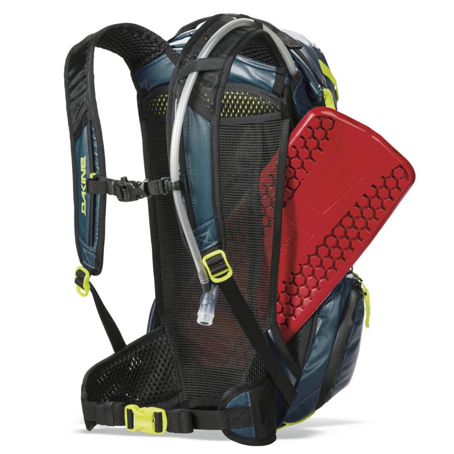 Dakine Impact Spine Protector - Backpack with added back protection