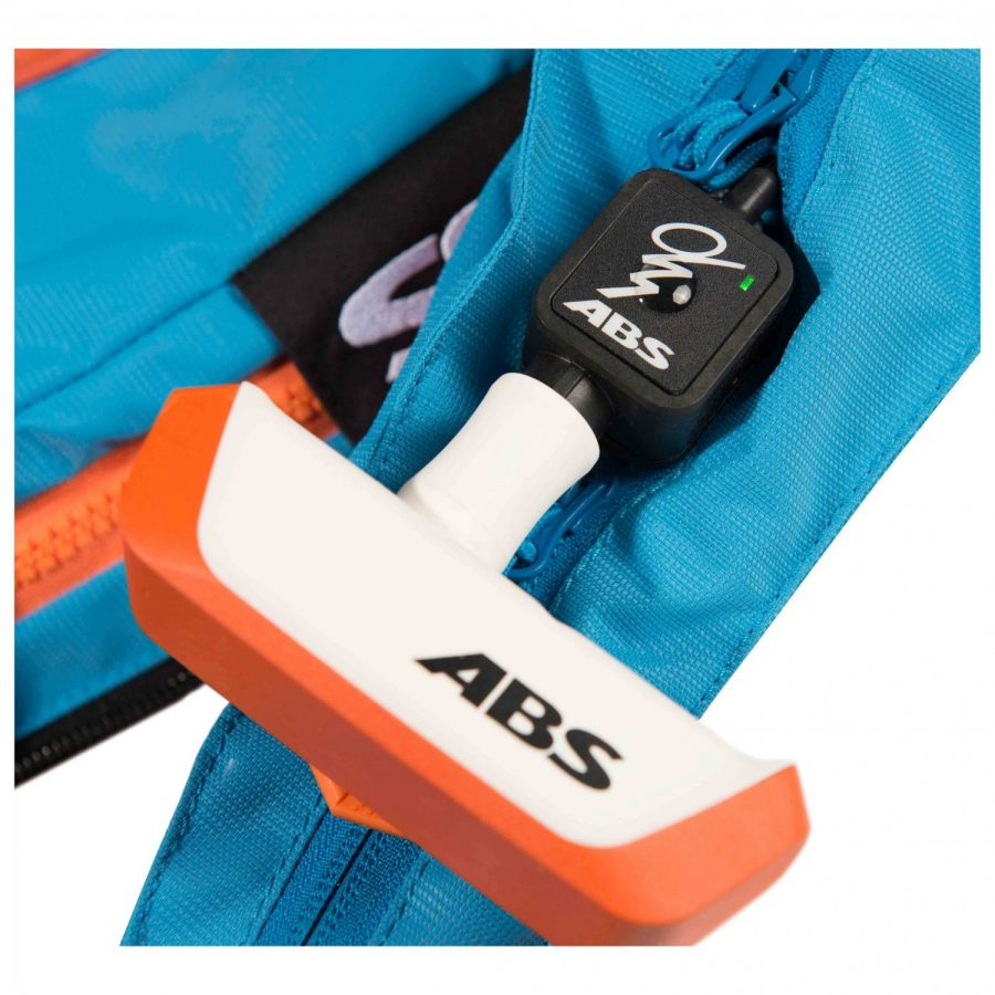 ABS P.Ride Base Unit Activation Handle