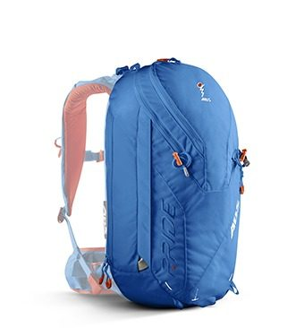 ABS P.Ride 32L Zip-on Backpack Only - Ocean Blue