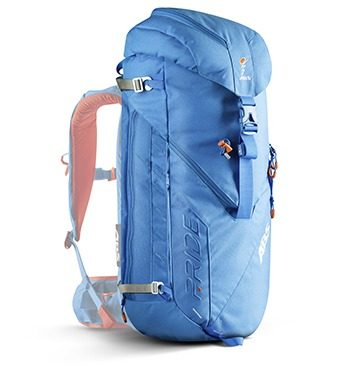 ABS P.Ride 45+5 Zip-on Backpack Only - Ocean Blue