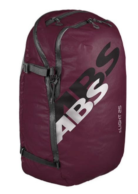 ABS s.Light Base Unit + 30L Zip-on - Canadian Violet