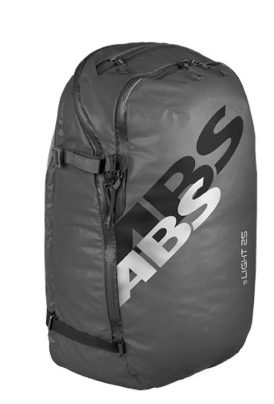 ABS s.Light Base Unit + 30L Zip-on - Rock Grey