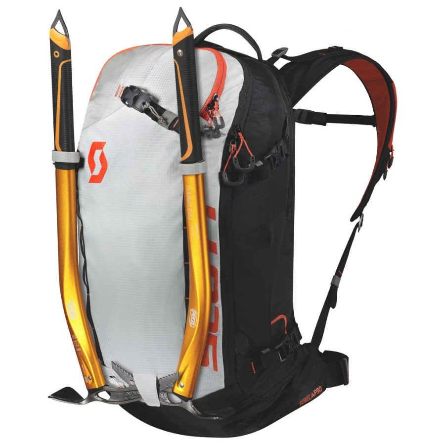Scott Backcountry Patrol AP 30 Kit - Front View - Ice Axe / Pole Loops