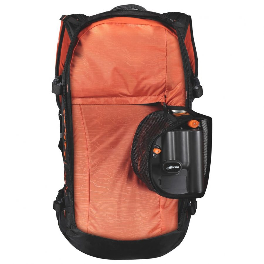 Scott Backcountry Patrol AP 30 Kit - Front View - Battery Pack