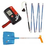 NEO+ Transceiver - 240 ALP Probe - Guard Shovel - Arva NEO+ Safety Package