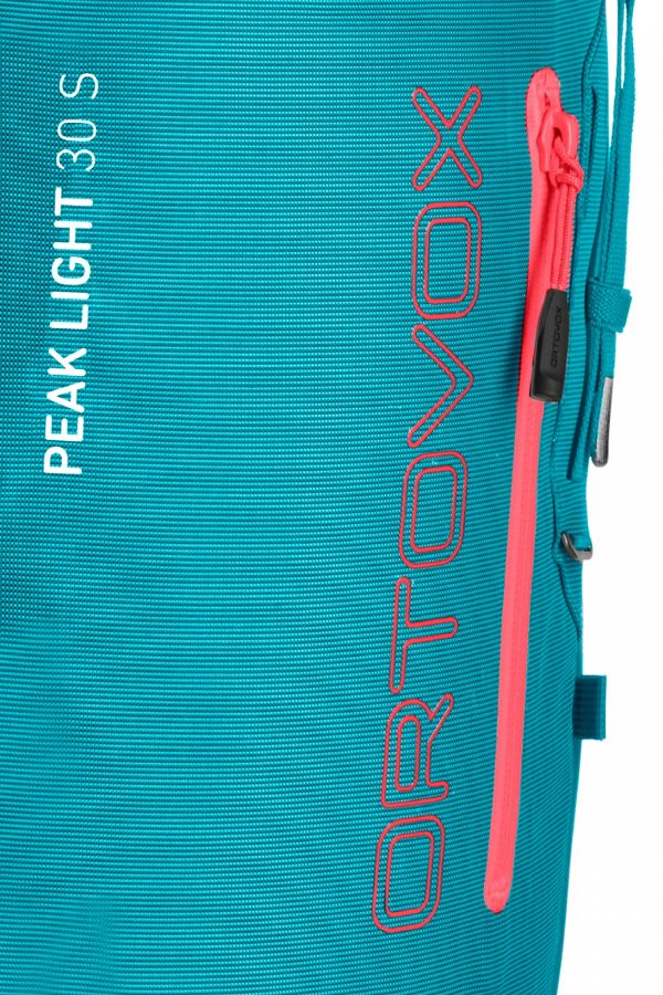Ortovox Peak Light 30 S - Front View - Front Pocket