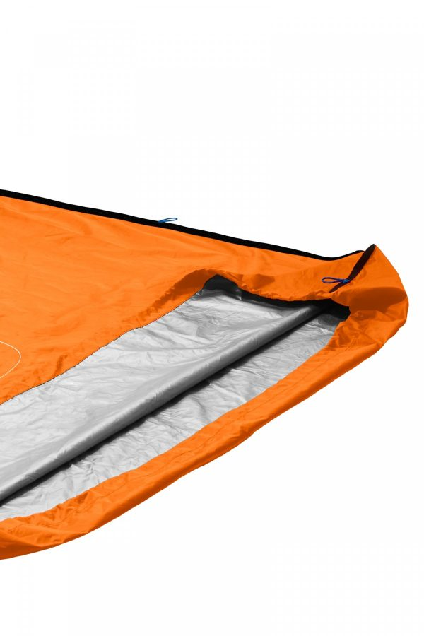 Ortovox Bivy Bag Pro - Silver Coating inside