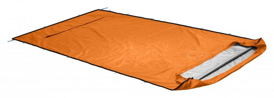 Ortovox Bivy Bag Pro - 1 - 2 man windproof bivy bag