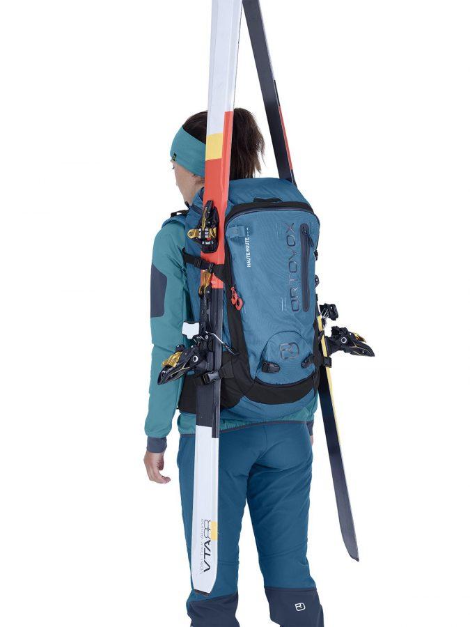 Ortovox Haute Route 40 - A-Frame Ski Carry