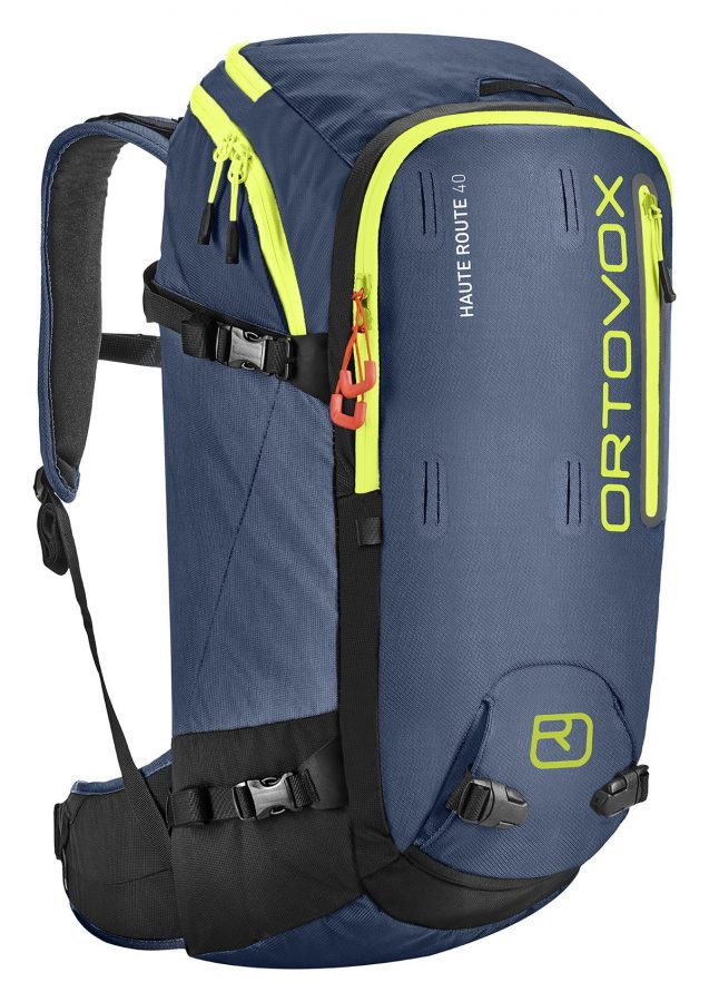 Ortovox Haute Route 40 - Front View - Night Blue