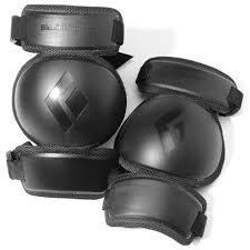 Black Diamond TeleKneesis Kneepads - Injury Prevention Knee Pads