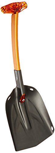 Black Diamond Deploy 7 Shovel - Bent Shaft