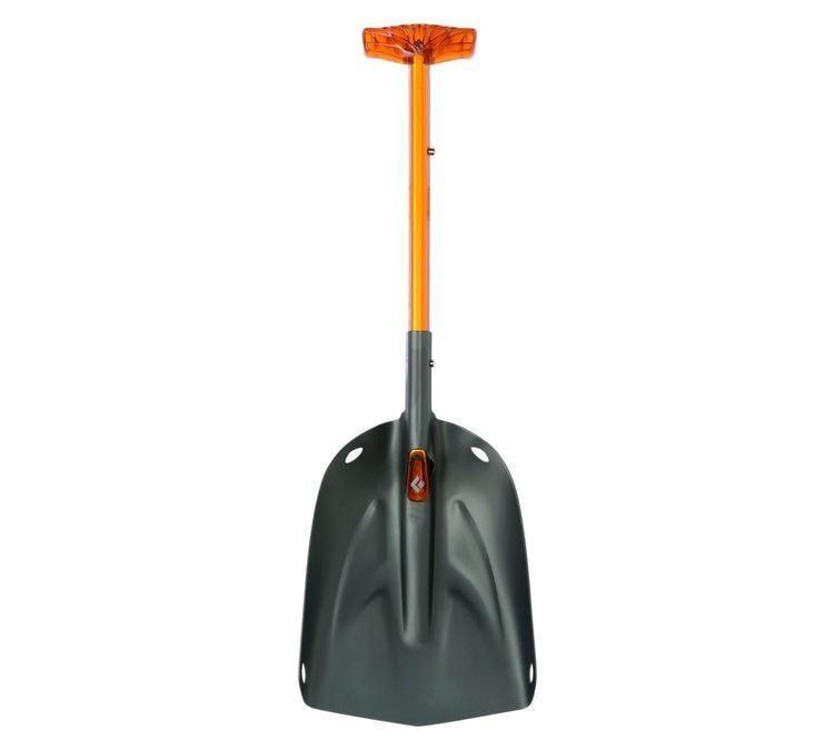 Black Diamond Deploy 7 Shovel - Wide Shovel Blade