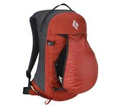 Black Diamond Dawn Patrol 32 Avalung Backpack - Deep Torch - Helmet Mount