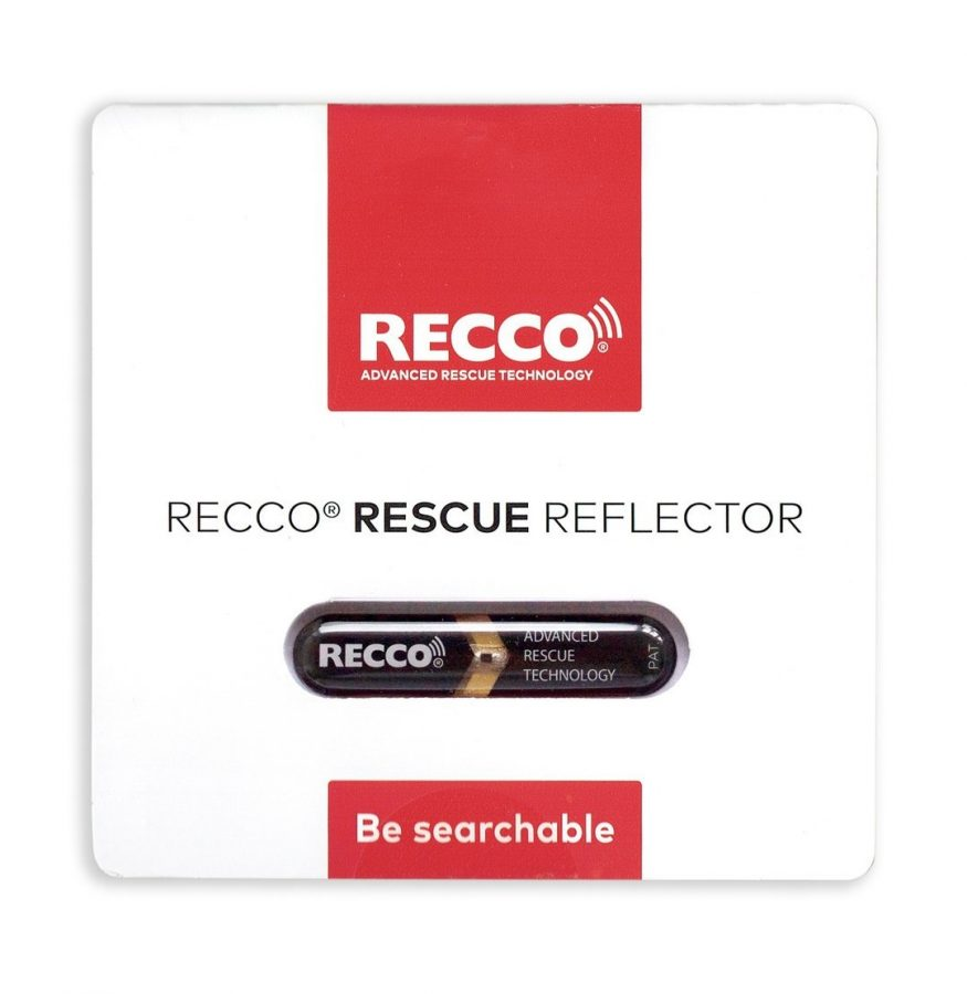 Recco Reflector Rescue Detector Band Aid Size Snowsafe