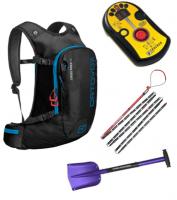 Ortovox Cross Rider 20 Package