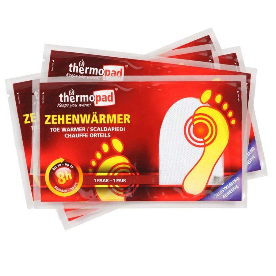 Thermopad Toe Warmers
