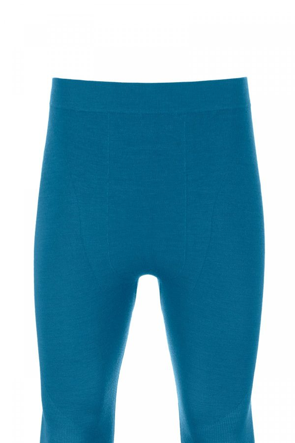 Ortovox Men's 230 Merino Competition Short Pants - Blue Sea