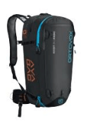 Ortovox Ascent 28 S Avabag Backpack - Front View