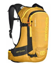 Ortovox Freerider 24/26 - Yellow Stone - Front View