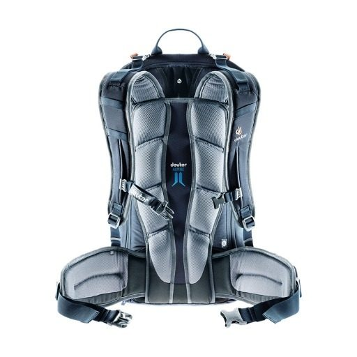 Deuter Freerider Pro 30 - Black - Back View