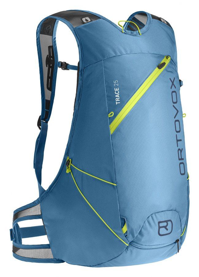 Ortovox Trace 25 - Blue Sea - Front View