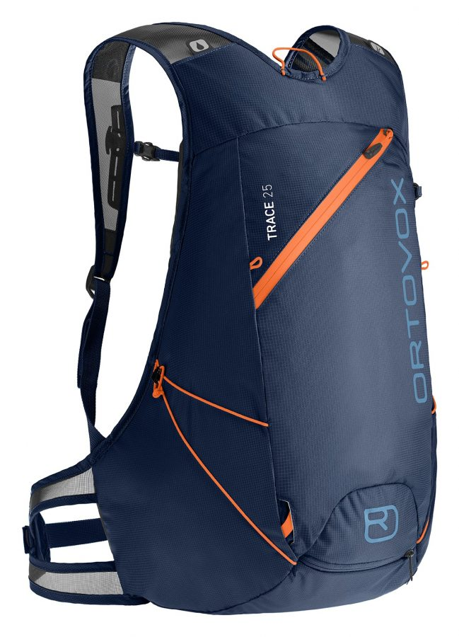 Ortovox Trace 25 - Night Blue - Front View