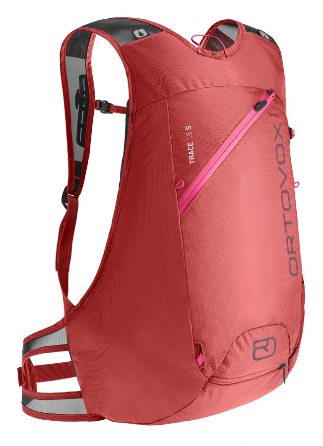 Ortovox Trace 18 S - Blush - Front View