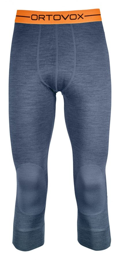 Ortovox Merino Rock n Wool Short Pants - Night Blue Blend
