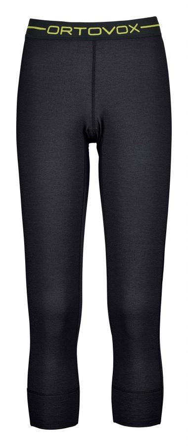 Ortovox Women's 145 Merino Ultra Short Pants - Black Raven
