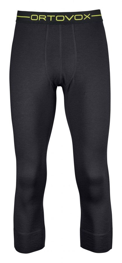 Ortovox Men's 145 Ultra Short Pants - Black Raven