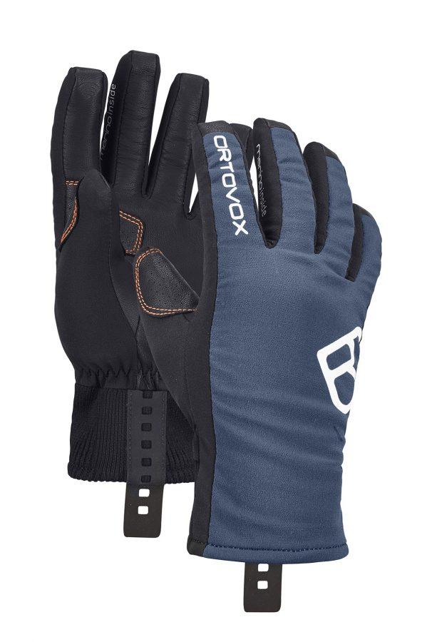Ortovox Men's Tour Gloves - Night Blue