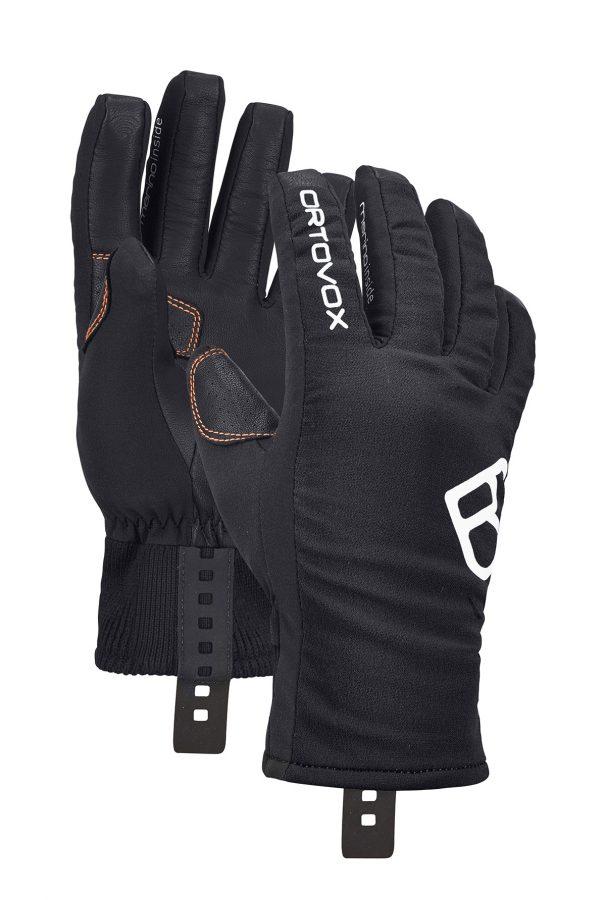 Ortovox Men's Tour Gloves - Black Raven
