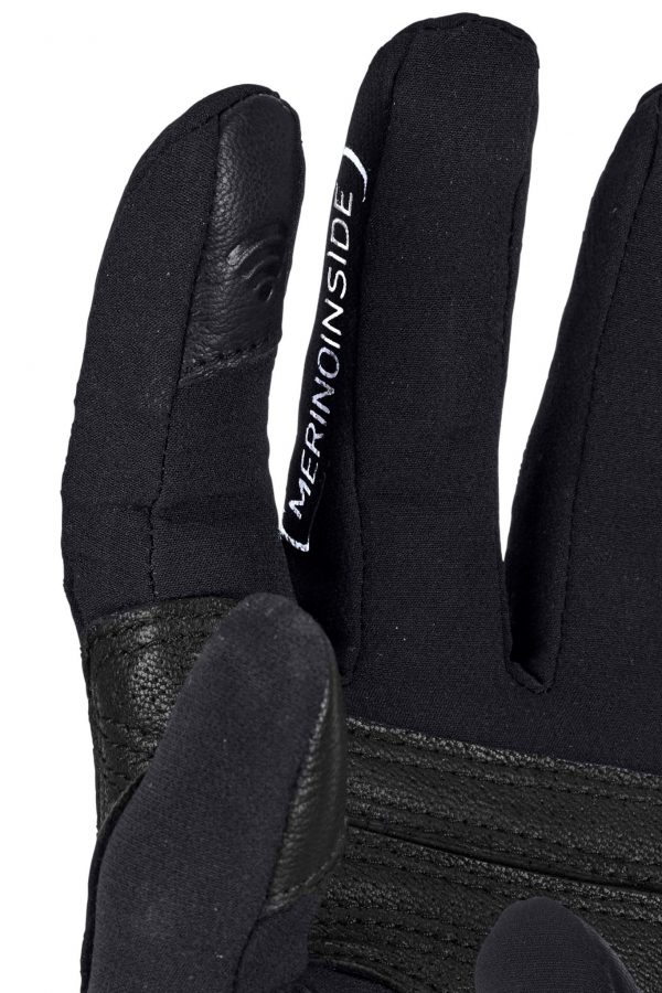 Ortovox Men's Tour Light Gloves - Black Raven