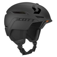 Scott Symbol 2 Plus D Helmet - Black - Right Side View