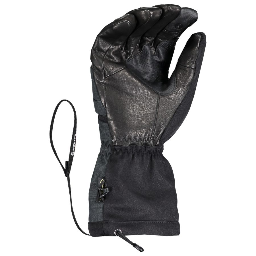Scott Ultimate Premium GTX Glove - Black