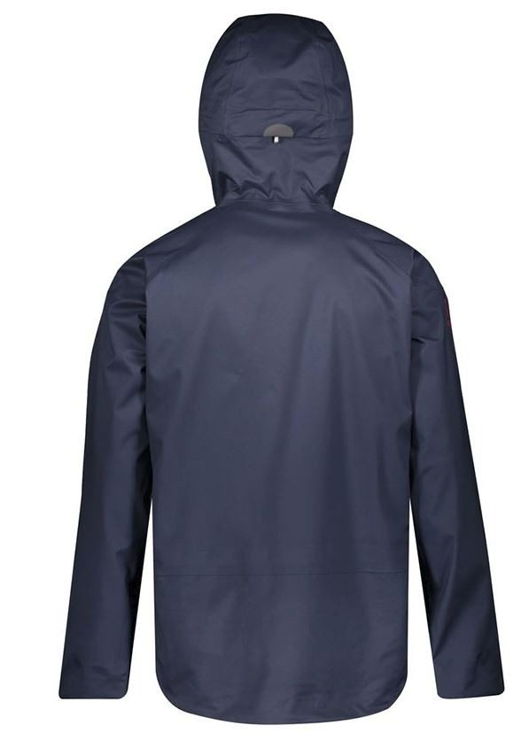 Scott Explorair 3L Men's Jacket - Blue Nights - Back View