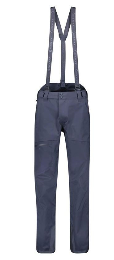 Scott Explorair 3L Men's Pants - Blue Nights - Front View