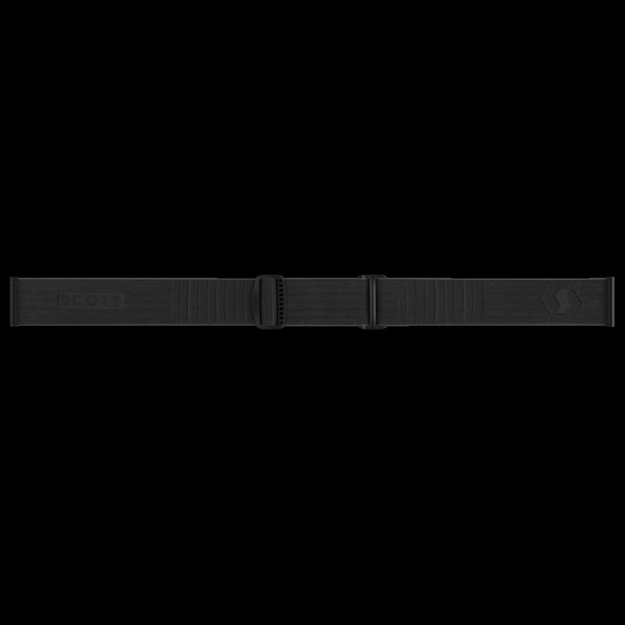 Scott Vapor Light Sensitive Goggle - Black - Head Strap