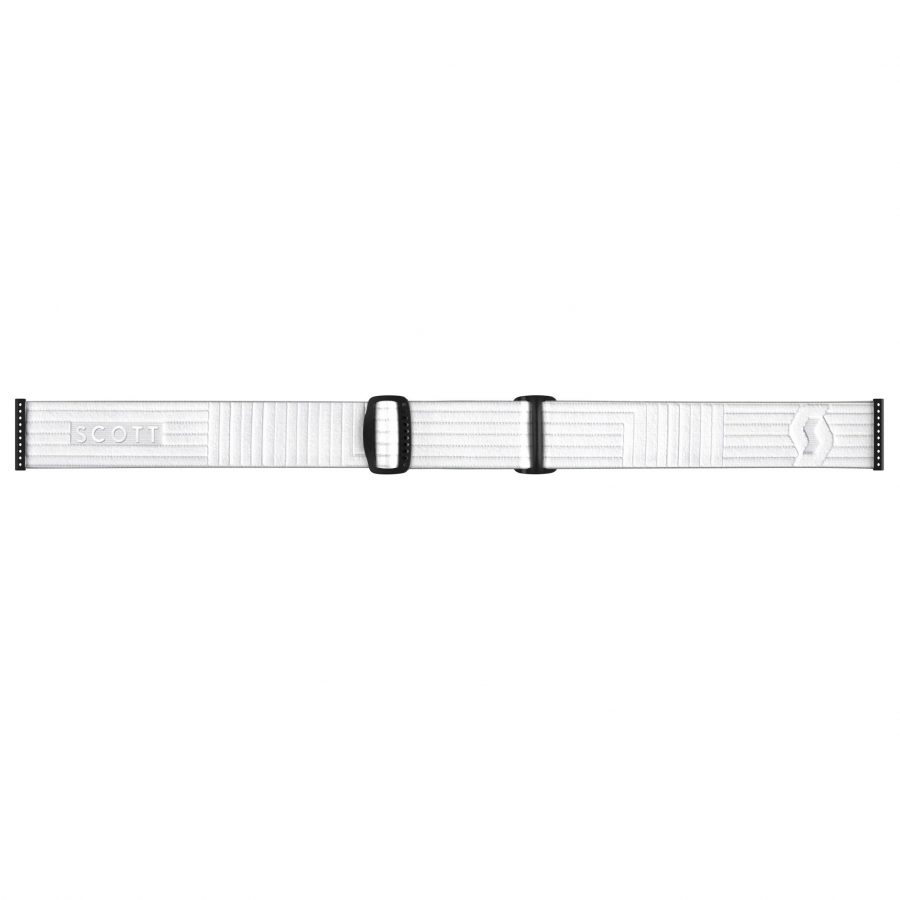 Scott Vapor Goggle - White - Head Strap