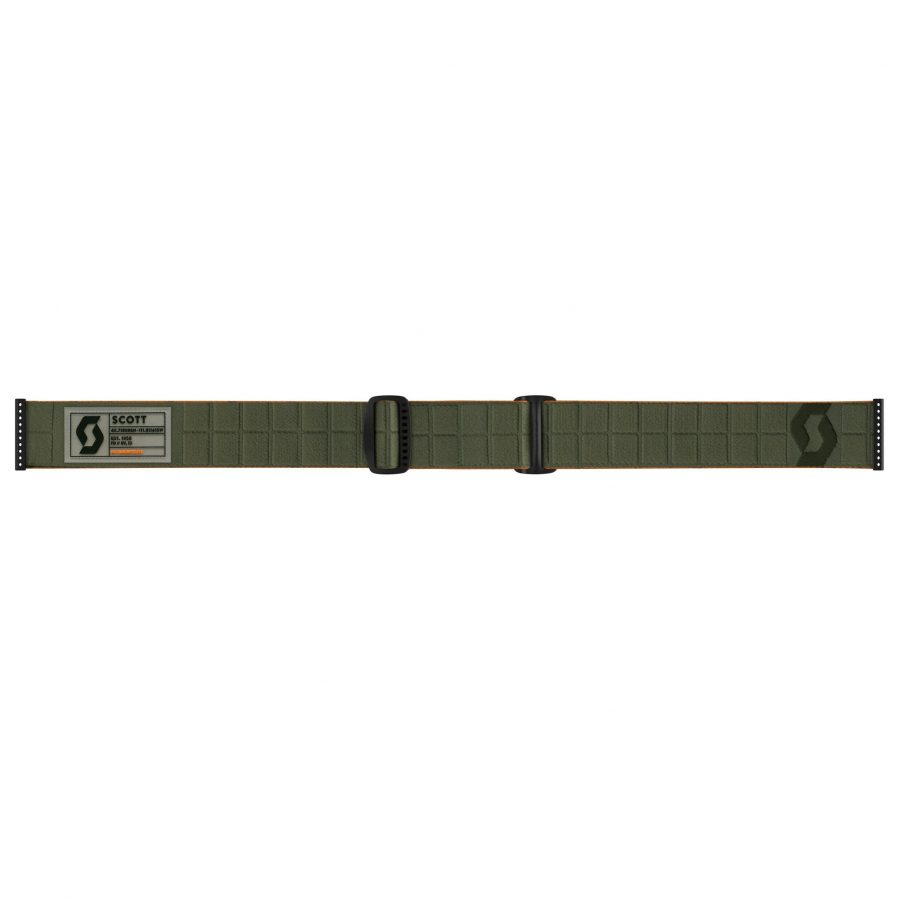Scott Fix Goggle - Khaki Green - Head Strap