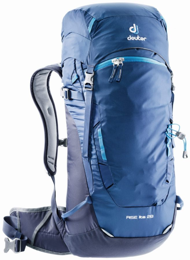 Deuter Rise Lite 28 - Steel-Navy - Front View