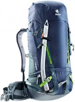 Deuter Guide 45+ - Navy-Granite - Front View