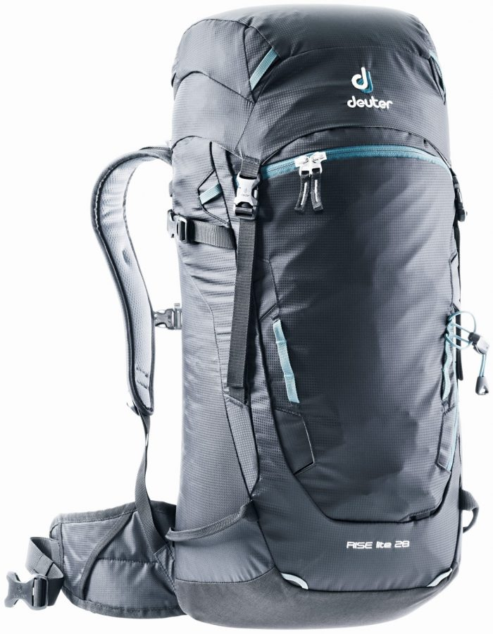 Deuter Rise Lite 28 - Black - Front View